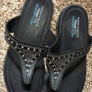 Skechers sandals women's size 9